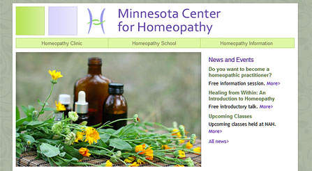 Minnesota Center for Homeopathy