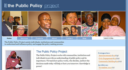 The Public Policy Project