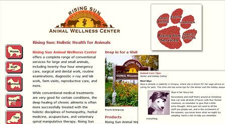 Rising Sun Animal Wellness Center