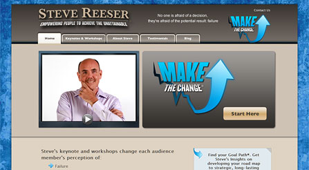 Steve Reeser: Make the Change